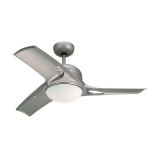 Monte Carlo Mach Two Titanium 38 inch Ceiling Fan
