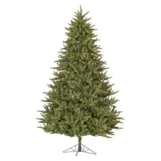 ft. Berkshire Fir Dura lit Artificial Christmas Tree   Clear