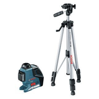 BOSCH Pendulum Self Leveling Leveling and Alignment Laser Level, Horizontal and Vertical, Interior and Ext   Rotary and Straight Line Laser Levels   7DJ03|GLL3 80 / BS 150