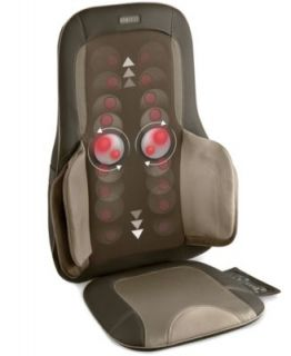 Homedics MCS 775H Air Compression & Shiatsu Back Massage Cushion with