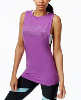 Under Armour Hustle & Flow Muscle Tank   Tops   Women