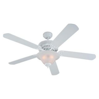 Sea Gull Lighting Ceiling Fan   White