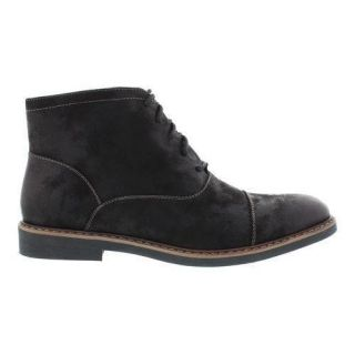Mens Deer Stags Bristol Cap Toe Boot Black   17567992