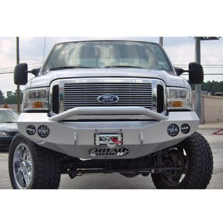 Road Armor Stealth Base Front Bumper With Pre Runner Guard 1999 2004 Ford Super Duty