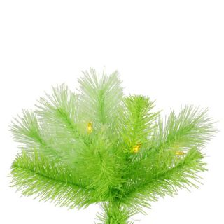 Vickerman 7.5 Lime Green Mixed Pine Cashmere Christmas Tree with