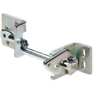 National Hardware Adjust O Matic 8 in. Heavy Duty Gate Latch V23A HVY DUTY LTCH ZN