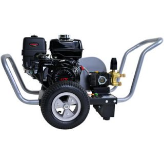 Simpson Water Blaster 3,200 PSI Gas Cold Water Pressure Washer with Honda GX 270 Engine
