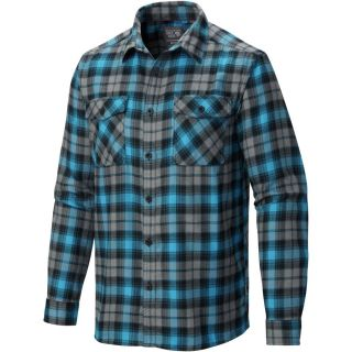 Mountain Hardwear Trekkin Flannel Shirt   Long Sleeve   Mens