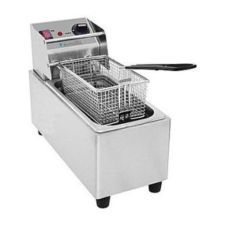 Eurodib 12 8 Liter Electric Deep Fryer