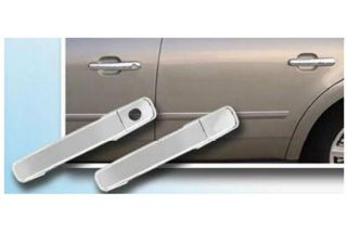 2010, 2011, 2012 Ford Taurus Chrome Door Handles   ProZ DH50490   ProZ Chrome Door Handle Covers