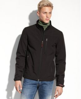 Guess Jacket, Soft Shell Active Jacket   Coats & Jackets   Men