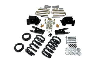 1999 2003 Ford F 150 Lowering Kits   Belltech 923   Belltech Lowering Kit