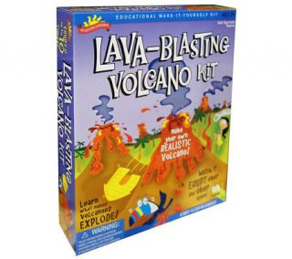 Scientific Explorer Lava Blasting Volcano Kit —