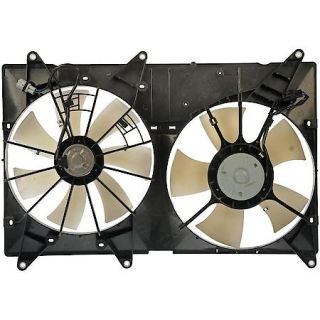 Dorman   OE Solutions Radiator Fan Assembly Without Controller 621 172
