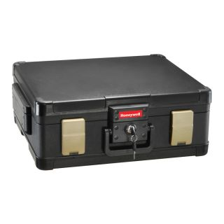 Honeywell 0.45 cu ft Fire Resistant Waterproof Chest Safe