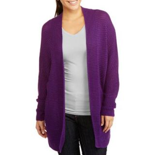 Miss Tina Women's Cocoon Cardigan