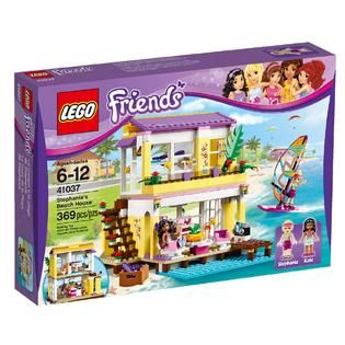 LEGO Friends Stephanies Beach House   Toys & Games   Blocks