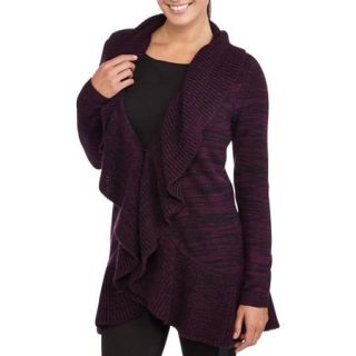 Miss Tina Women's Ruffle Sweater