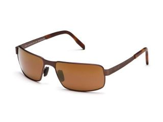 Maui Jim Makawao Rubber Black Mens Sunglasses 282 02MR