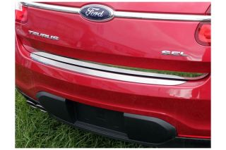 2010 2015 Ford Taurus Chrome Kits & Packages   ProZ RD50490   ProZ Chrome Bumper Trim