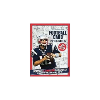 Beckett Football Card Price Guide 2012 13 (Paperback)