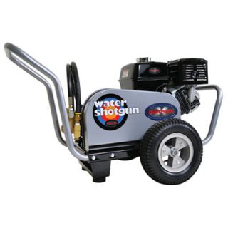 Simpson Water Shotgun Belt Drive 3,500 PSI Gas Cold Water Pressure Washer with Honda GX 390 Engine