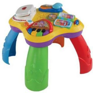 Fisher Price Laugh & Learn Puppy & Pals Learning Table