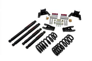1987 1996 Ford F 150 Lowering Kits   Belltech 924ND   Belltech Lowering Kit