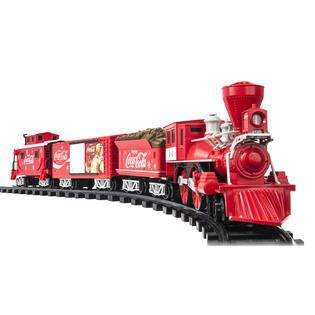 Lionel Coca Cola Holiday G Gauge Ready To Run Set   Toys & Games