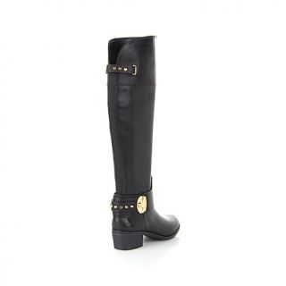 "Vince Camuto ""Beatrix"" Over the Knee Wide Shaft Leather Boot   7522326"