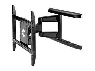 OmniMount ULPC L Black Ultra Low Profile Cantilever Wall Mount  TV Bracket