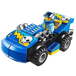 LEGO Juniors Race Car Rally   Toys & Games   Blocks & Building Sets