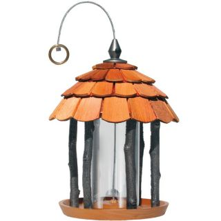 Perky Pet Deluxe Chalet Gazebo Bird Feeder