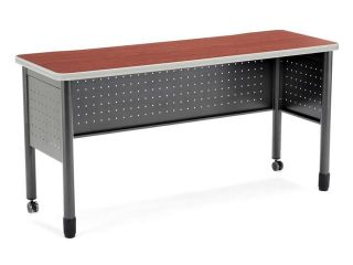 Commercial Grade Mobile Training Table (Cherry)