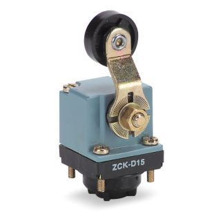 TELEMECANIQUE SENSORS Limit Switch Head, Left and Right, Actuator Location: Side, NEMA Rating: 1, 2, 3, 4, 12   Limit Switch Heads   2EJ03|ZCKD16