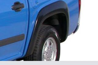 2004 2012 GMC Canyon Street Style Fender Flares   EGR 751194R   EGR Rugged Style Fender Flares