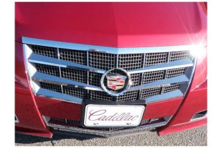 2008 2013 Cadillac CTS Chrome Kits & Packages   ProZ SG48251   ProZ Chrome Grille Trim