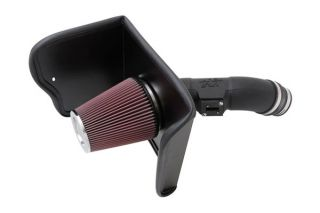 2012 2016 Toyota Tundra Cold Air Intakes   K&N 63 9036   K&N 63 Series AirCharger High Flow Intake Kit