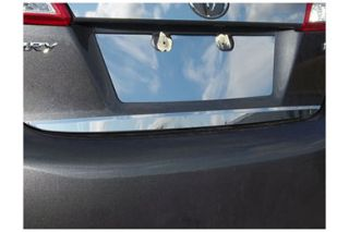 2012, 2013, 2014 Toyota Camry Chrome Kits & Packages   ProZ RD12130   ProZ Chrome Bumper Trim
