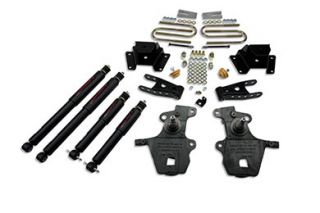 1999 2003 Ford F 150 Lowering Kits   Belltech 921ND   Belltech Lowering Kit
