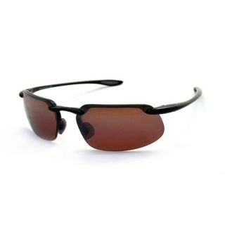 Maui Jim Unisex Sandy Beach H408 10 Tortoise Shell Sport Sunglasses