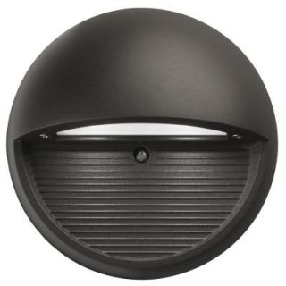 Lithonia Lighting Dark Bronze Indoor/Outdoor LED Step Light Round OLSR DDB M6