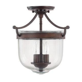 Capital Lighting Covington 3 Light Foyer Pendant