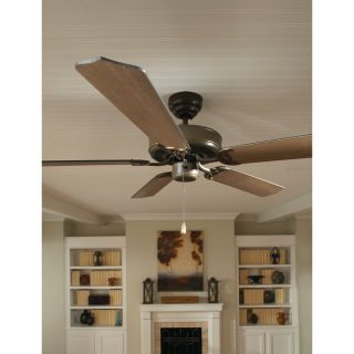 Hunter Mariner 52 inch Outdoor Ceiling Fan with New Bronze Finish and