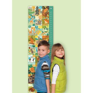 through Z Animals Growth Chart by Oopsy Daisy