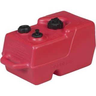 Moeller Low Perm Certified Fuel Tank, 3 Gallon