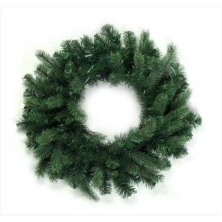 NorthLight 36 inch Natural Frasier Fir Artificial Christmas Wreath   Unlit