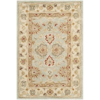 Safavieh Antiquity Blue & Beige Area Rug