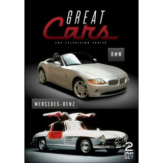 Great Cars The Television Series   BMW/Mercedes Benz [2 Discs] [Tin