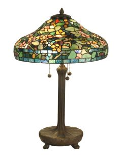 Dale Tiffany TT90428 Antique Verde
